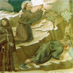 Giotto-Storie di San Francesco