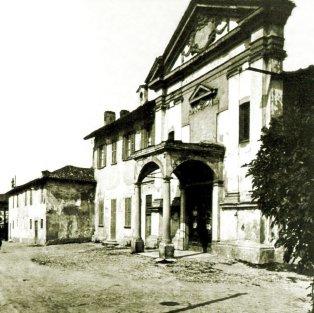 Antica chiesa di S.Maria di Calvairate